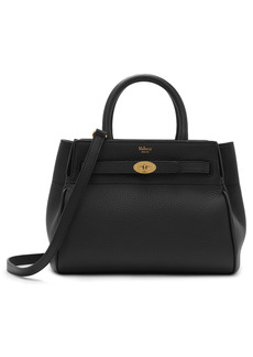 Mulberry Small Belted Bayswater Convertible Leather Satchel