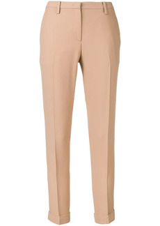 Nº21 cropped skinny fit trousers
