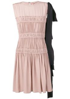 Nº21 frilled design dress