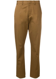 Nº21 slim-fit tailored trousers
