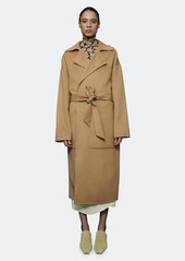 Nanushka Alamo Reversible Oversized Robe Coat - S - Also in: M, XS