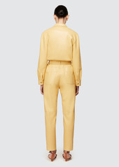 Nanushka Ashton Vegan Leather Jumpsuit - XL - Also in: S, L, XS, M