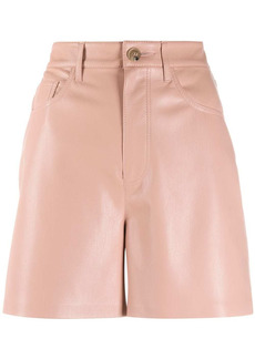Nanushka high-waisted shorts