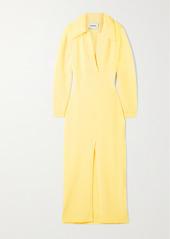 Nanushka Hope Wool-blend Maxi Dress