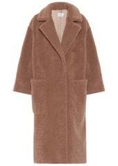 Nanushka Imogen faux fur coat