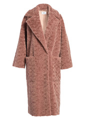 Nanushka Imogen Faux Fur Teddy Coat