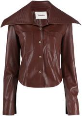 Nanushka Kiara buttoned jacket