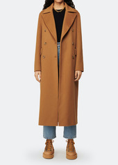 Nanushka Lana Double Breasted Coat - M - Also in: S, XS, L