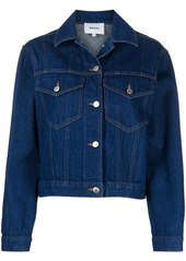 Nanushka Maren denim jacket