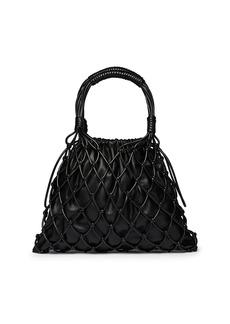 Nanushka Naiya Top Handle Bag