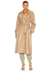Nanushka Amal Coat