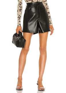 Nanushka Leana Vegan Leather Short