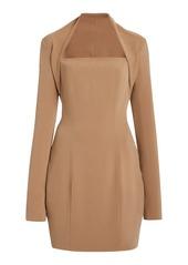 Nanushka Maria Jersey Mini Dress