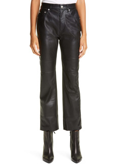 Nanushka Vinni Faux Leather Pants