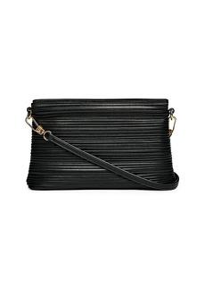Nanushka Small Adria Vegan Leather Shoulder Bag