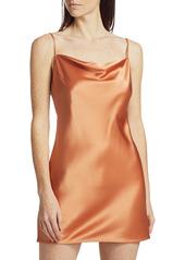Nanushka Spaghetti Strap Slip Dress