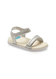 Native Shoes Charley Glitter Water Friendly Sandal (Baby, Walker, Toddler & Little Kid)