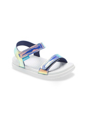 Native Shoes Charley Hologram Sandal (Baby, Walker, Toddler & Little Kid)