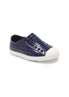 Native Shoes Jefferson Glossy Slip-On Sneaker (Baby, Walker, Toddler & Little Kid)