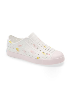 Native Shoes Jefferson Water Friendly Perforated Slip-On (Walker, Toddler & Little Kid)