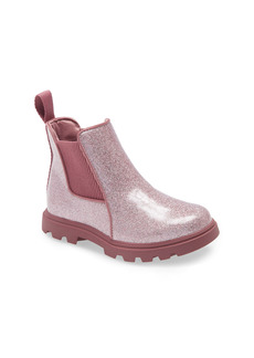 Native Shoes Kensington Treklite Glitter Chelsea Boot (Walker, Toddler & Little Kid)