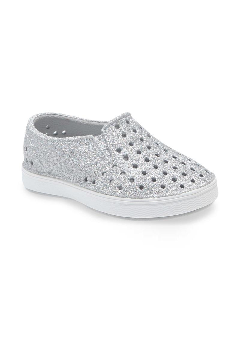 Native Shoes Miles Bling Water Friendly Slip-On Vegan Sneaker (Baby, Walker, Toddler & Little Kid)