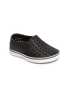 Native Shoes Miles Water Friendly Slip-On Vegan Sneaker (Baby, Walker, Toddler & Little Kid)