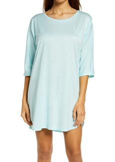 Natori Bliss Cotton & Modal Sleep Shirt