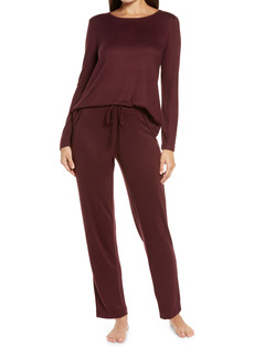 Natori Fleece Pajamas