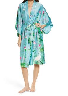 Natori Lotus Garden Robe