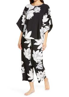 Natori Lotus Satin Pajamas