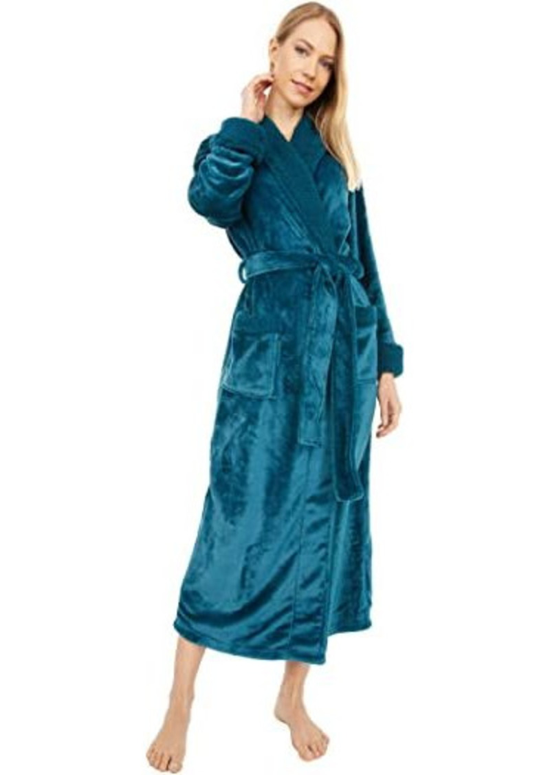 "Natori Plush Sherpa Robe 52"""