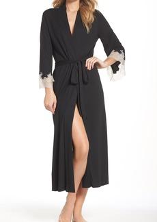 Women's Natori Luxe Shangri-La Robe