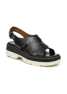 Naturalizer Halifax Slingback Platform Sandal (Women)