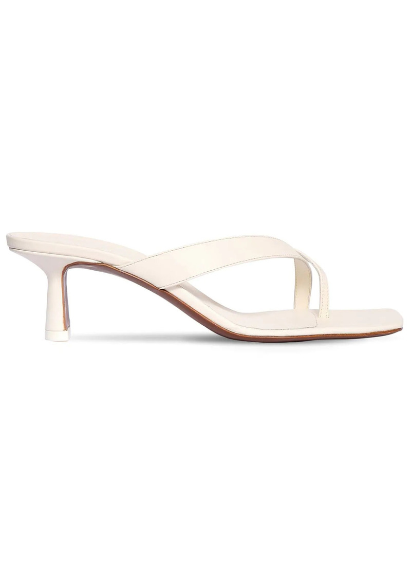 Neous 55mm Leather Thong Sandals