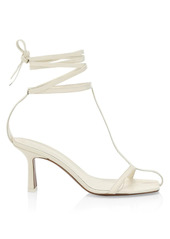 Neous Anthus Wraparound Leather Sandals