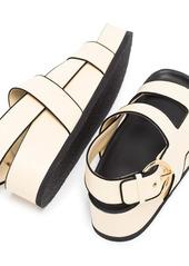 Neous Cher flatform leather sandals