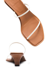 Neous Cream Vulpe 55mm sandals