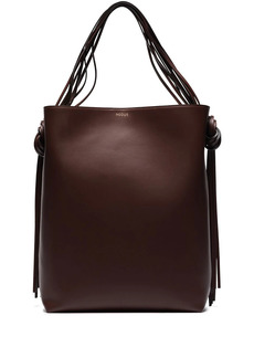 Neous Neptune two-tone tote bag
