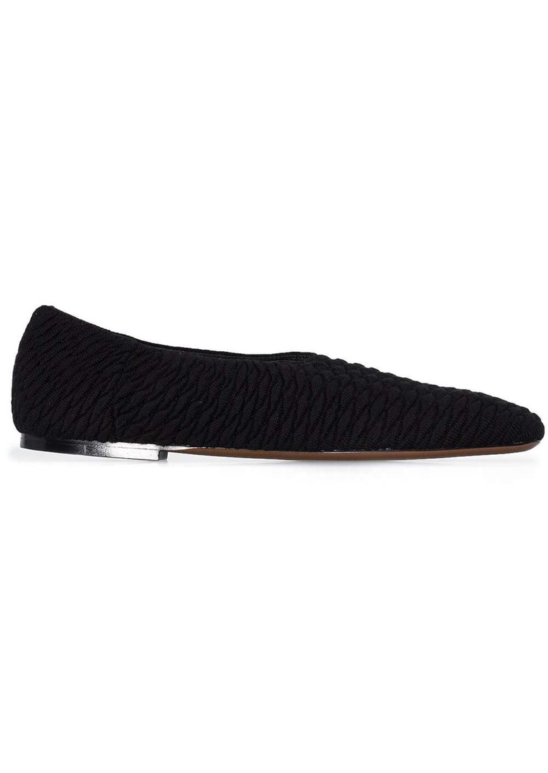 Neous Phinia knit ballerina shoes