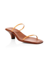 Neous Vulpe Leather Mules