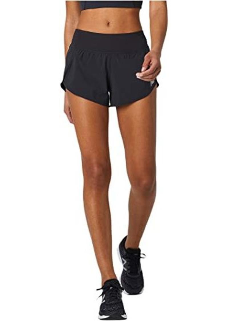 "New Balance Impact Run Shorts 3"""