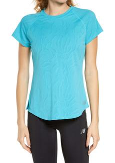 New Balance Q Speed Fuel Jacquard T-Shirt
