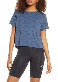 New Balance Speed Jacquard Shirt