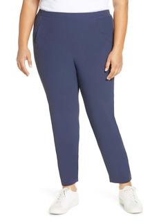 NIC + ZOE NIC+ZOE Tech Stretch Ankle Pants (Plus Size)