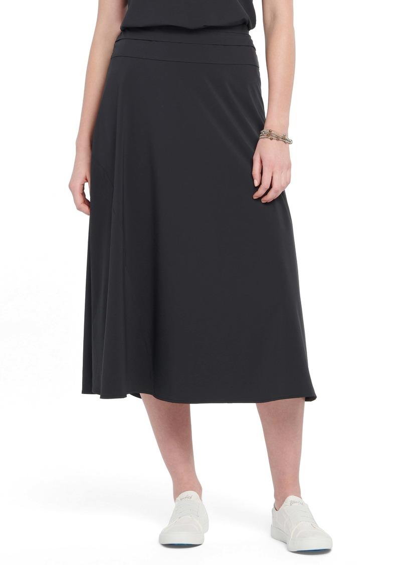 NIC + ZOE NIC+ZOE Tech Stretch Midi Skirt