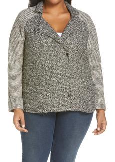 NIC + ZOE NIC+ZOE Women's Mixing In Jacket (Plus Size)