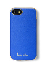 Nicole Miller Iphone X Crosshatch Case