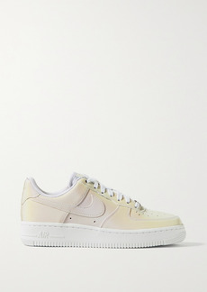 Nike Air Force I Reflective Shell Sneakers