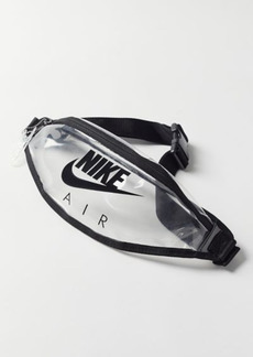 Nike Heritage Clear Belt Bag